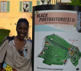 Black Portraitures Florence, Italy