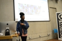 Student presentations