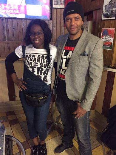 Black Italians: Fred Kuwornu and Afro-Italian student Stephania