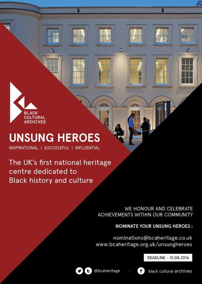 BCA: Unsung Heroes