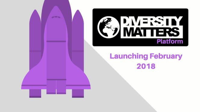 Diversity Matters Platform launch 2018